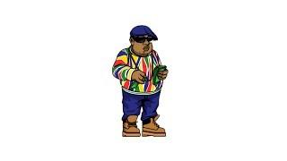 Notorious B.I.G. - Back To Cali (G-Funk) Prod.Lazy Rida Rmx By Tao G (Rare O.G Version)