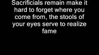 The Velvet Underground - The Black Angel's Death Song (Lyrics)