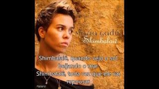 shimbalaiê - Maria Gadú