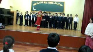 Yashomati maiya se - Aanya Gupta