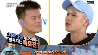 [VIETSUB] Weekly Idol Ep 248 Teaser - GOT7 Jackson