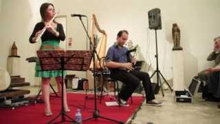 Ensamble Sangineto Live - A gift of a thistle (from Braveheart soundtrack)