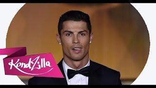 Cristiano Ronaldo - (Tchau e Bença) Mc Pedrinho e Mc Livinho (kondzilla)