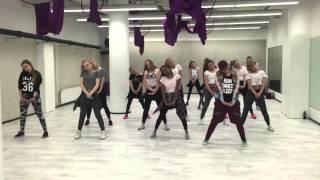 "DWT Dance Studio CL "" Hello Bitches "" co. Taina Kovalainen"
