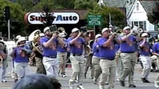 Ukiah High School Marching Band Reunion