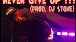 3A - Never Give Up (Prod Dj stone)
