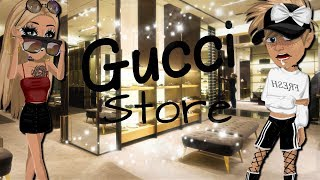 Gucci Store - Msp Version by angelinatoni xDlol❀