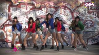 Coreografía Uptown Funk de Mark Ronson ft. Bruno Mars / Mundo TKM