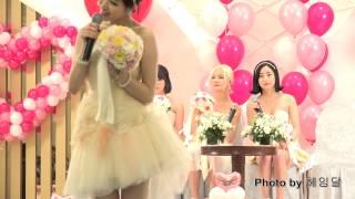 [14.07.12] 단발머리(단비) 널사랑하겠어 직캠(팬미팅) by 헤임달