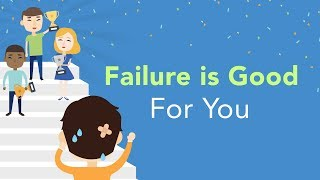 Why Failure is Good for You | Brian Tracy
