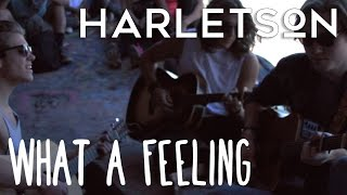 One Direction - What A Feeling (Harletson Cover)
