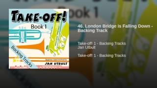 46. London Bridge is Falling Down - Backing Track