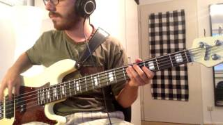Incubus - Redefine [Bass Cover]