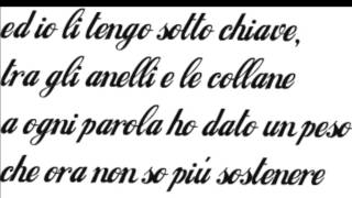 Francesco Renga L'amore altrove (feat Alessandra Amoroso) testo