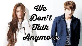 [MV] Jeon Jungkook & Jennie Kim — We Don't Talk Anymore