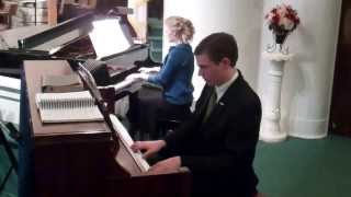 Springs of Living Water - Piano Duo