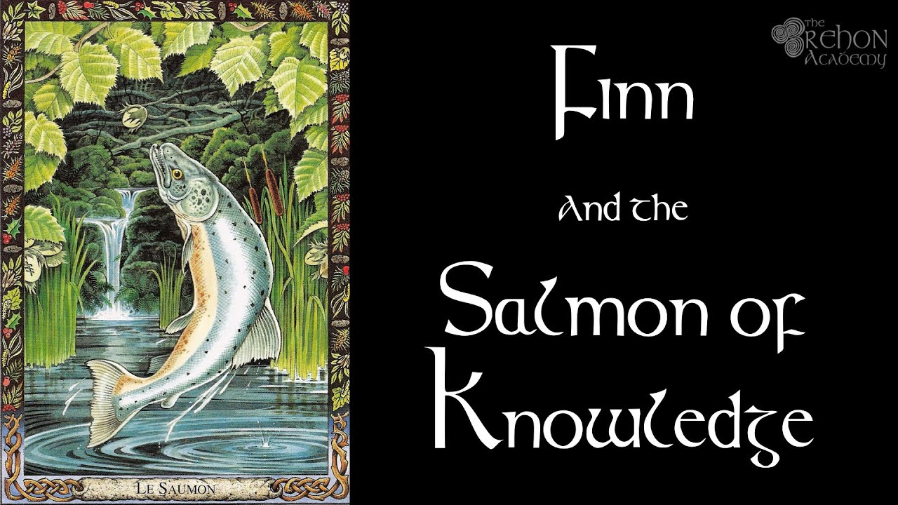 Finn and the Salmon of Knowledge