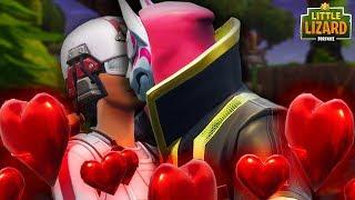 DRIFT'S NEW LOVE!!! - Fortnite Short Film