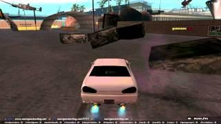 Drifting around /gymkhana track