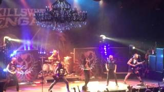 Killswitch Engage - Holy Diver w/Joey B live Denver 4/2017