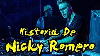 Historia De Nicky Romero