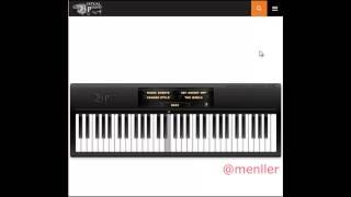 Himno Real Madrid Décima Champions Piano