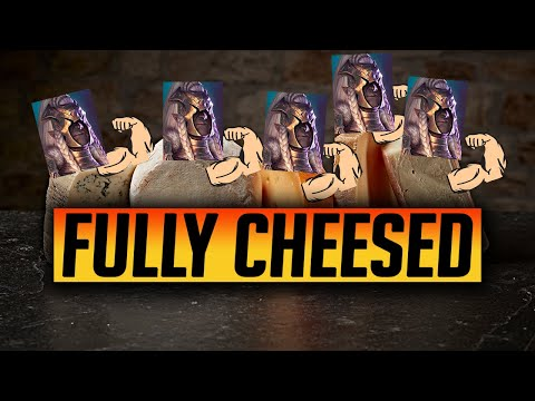 NEW IMMENSE UNKILLABLE TEAM! THE PARAGON CHEESE! | Raid: Shadow Legends