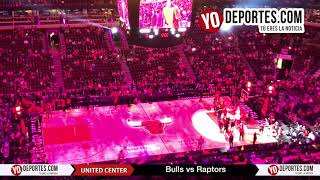 Chicago Bulls vs Toronto Raptors Lineup