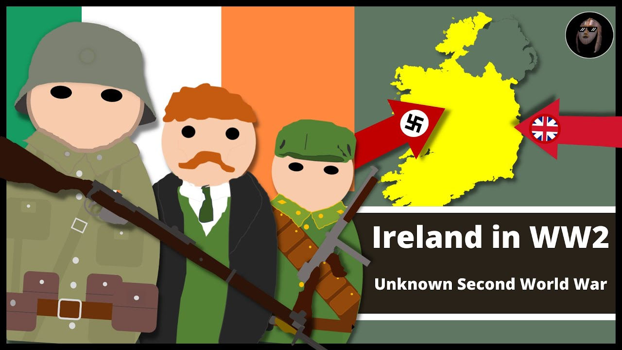 What Did Ireland Do in World War 2? | History of Ireland 1939 – 1945