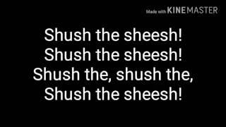 Shush The Sheesh Sound Effect #2 (davemadson)