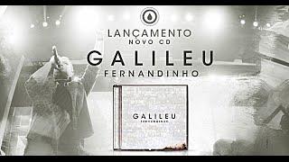 4 - Fogo Santo Fernandinho CD Galileu