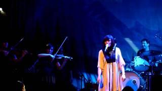 Sarah Blasko - We Won't Run (Live @ Islington Academy, London, 15/04/2010) - HD