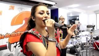 Naguale feat. Andra - Falava  (LIVE @ Radio 21)
