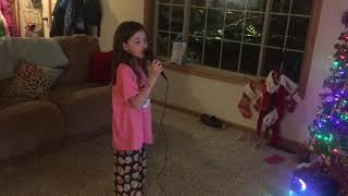 Fight Song karaoke, 12.28.18