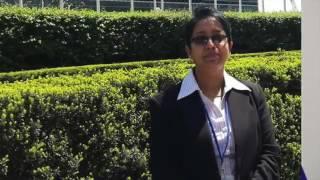 Taptun Nasreen UN career OFFICIAL VIDEO