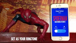Spiderman Theme Marimba Remix Ringtone
