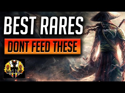 RAID SHADOW LEGENDS | BEST RARES IN THE GAME, DO NOT FEED THESE CHAMPIONS!!
