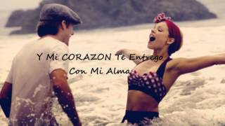 Luis Marco- Me enamoraste (letra)(Banda 2015)
