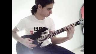 Benny Benassi ft. Gary Go - Cinema (Skrillex Remix) - Guitar Remix