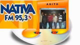 """MÚSICA AGITO AO VIVO NO PATATIVA NA NATIVA 95,3 FM -  """" LAPIDASAMBA """""""