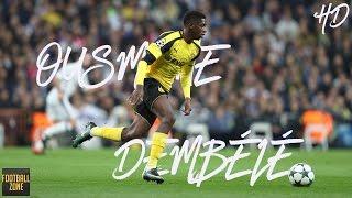 Ousmane Dembélé ● Dribbling Skills, Goals & Speed ● 2016/17 ● HD