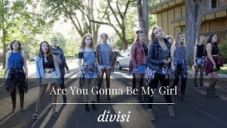 Are You Gonna Be My Girl by Jet - Divisi A Cappella Cover