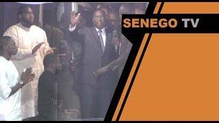 inauguration Arena Dakar: Le fils du président applaudit le travail de son père width=
