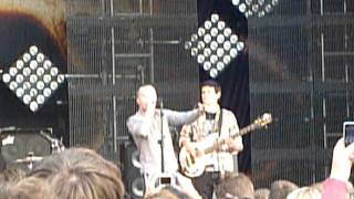 Maverick Sabre - Look What I've Done To You Thetford Forest July 2011