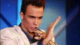 PEDRO MARIN Tu Seras Solo Mia 1985 HD (High Energy)