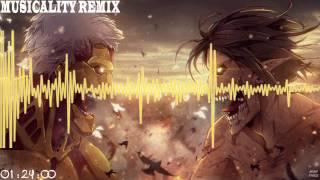 "Attack on Titan Season 2 OP [Hip Hop/Trap Remix] | ""Shinzou wo Sasageyo"" | @Musicalitybeats"
