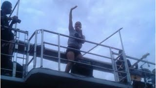 Claudia Leitte Shiver Down My Spine (Caldas Country 2015)