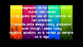 Pitbull - Sube Las Manos Pa' Arriba (lyrics on screen) HD NEW SONG 2012