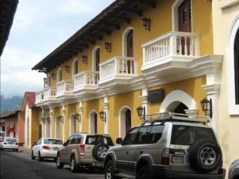 Granada, Nicaragua. La bella sultana.