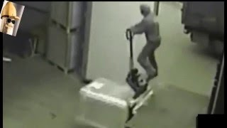 Pallet Loader Fail Vines & Animated Gif with Sound Audio Funny